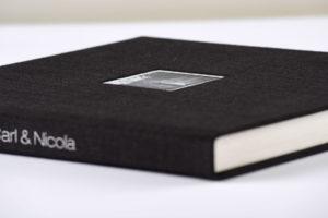 Black-Linen-Album-Textured-Silver-Print-3