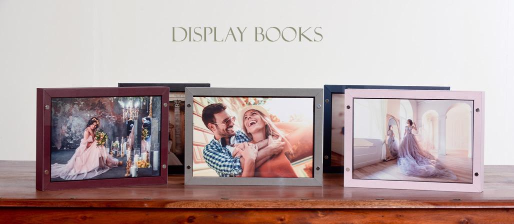 Display-books